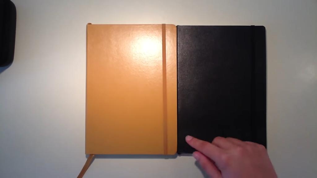 Leuchtturm 1917 Large Notebook Comparison 0 21 screenshot