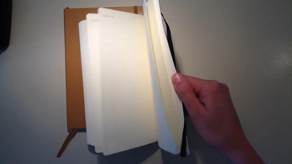 Leuchtturm 1917 Large Notebook Comparison 2 56 screenshot