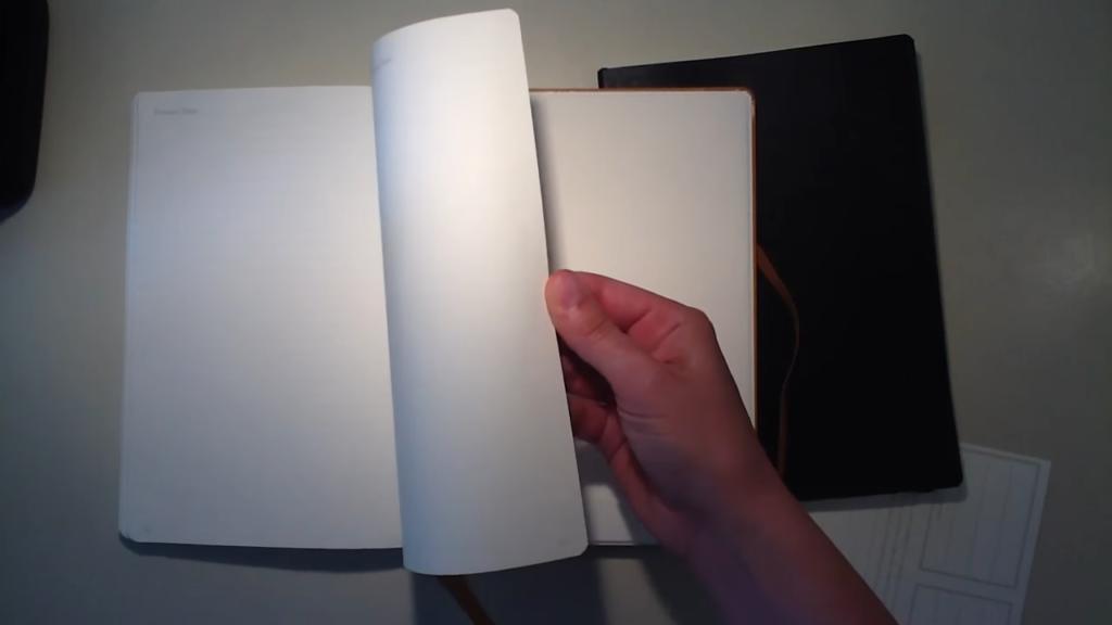 Leuchtturm 1917 Large Notebook Comparison 4 18 screenshot