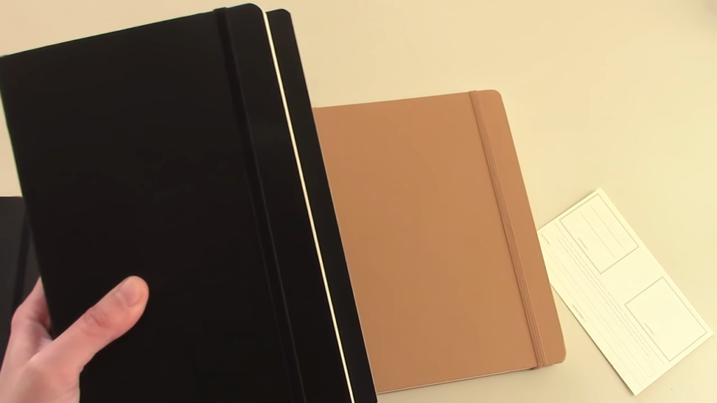 Moleskine vs Leuchtturm 1917 Notebook Comparison 4 53 screenshot