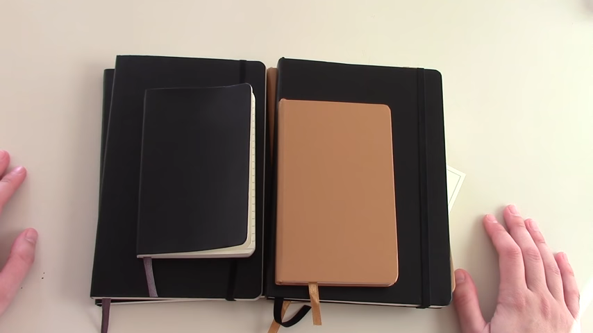 Moleskine vs Leuchtturm 1917 Notebook Comparison 8 37 screenshot 1
