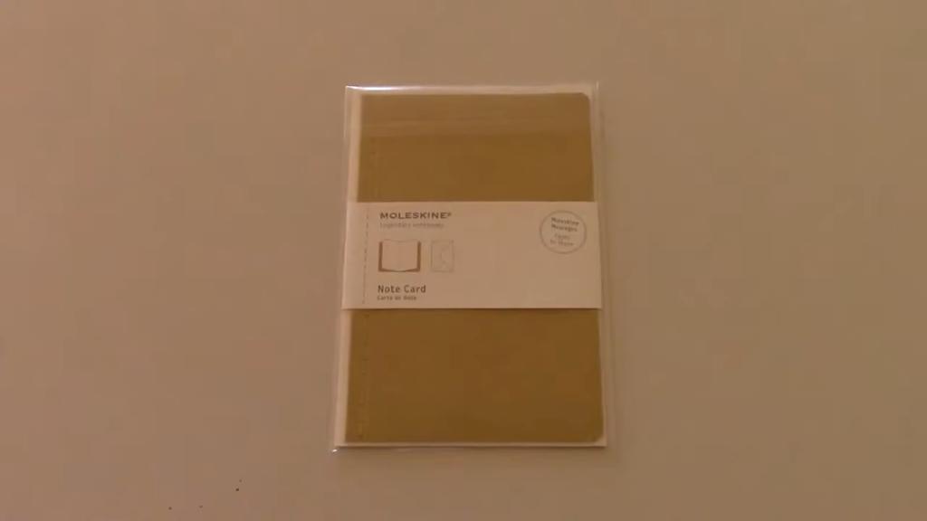 Moleskine Note Card 0 0 screenshot