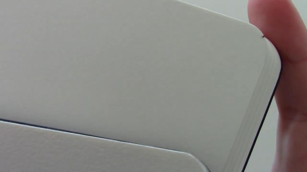 Moleskine Sketch Album Review 2 40 screenshot