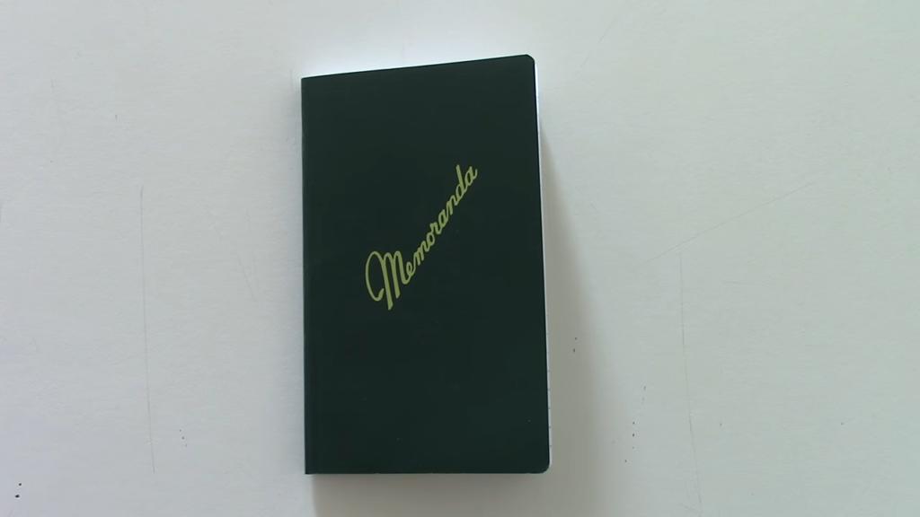Military Memorandum Notebook 0 0 screenshot
