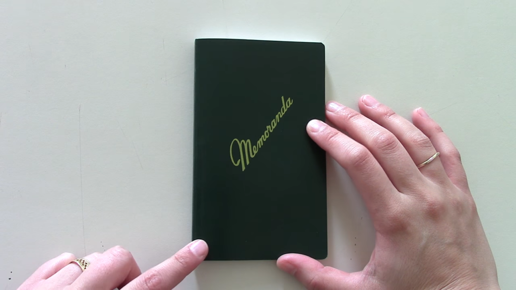 Military Memorandum Notebook 0 15 screenshot