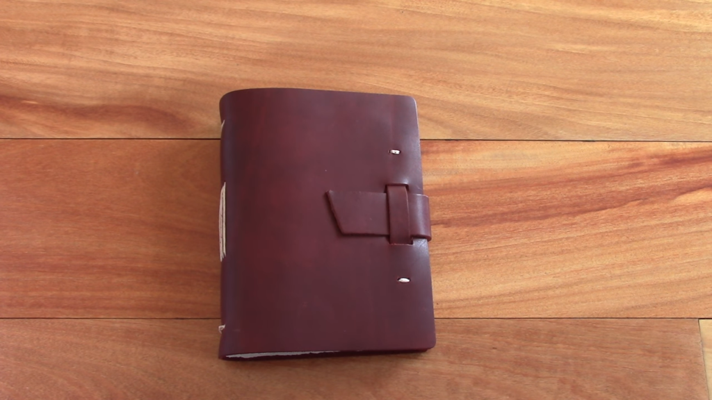Leather Journal Review Rustico Good Book 0 7 screenshot