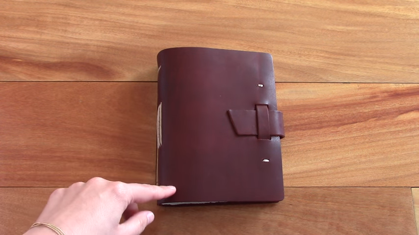Leather Journal Review Rustico Good Book 1 35 screenshot