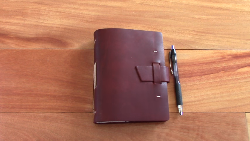 Leather Journal Review Rustico Good Book 1 49 screenshot 1