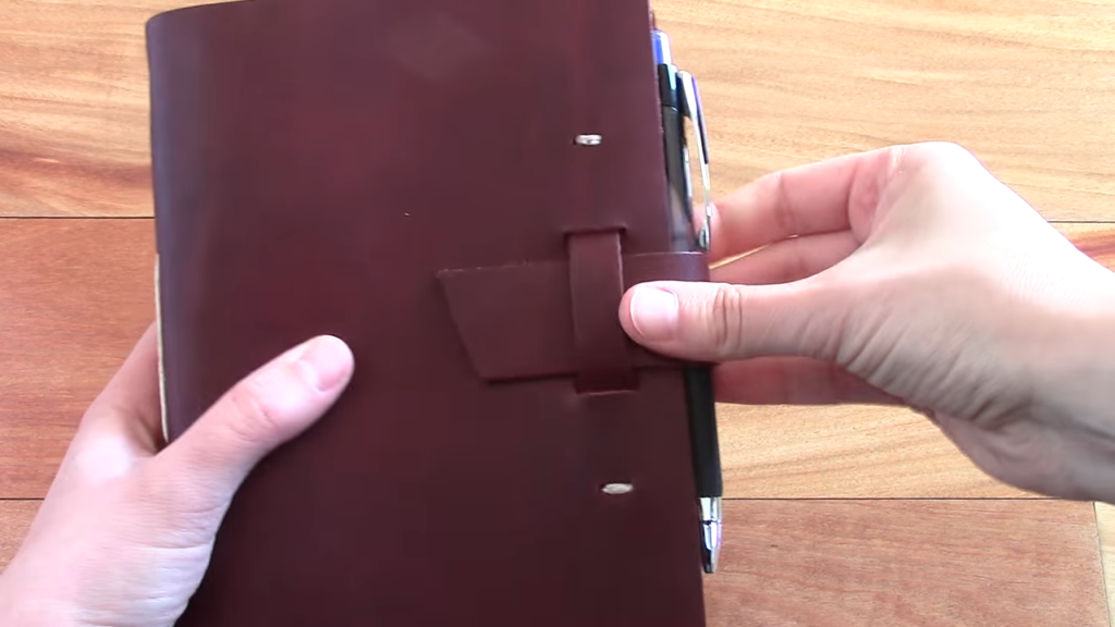 Leather Journal Review Rustico Good Book 3 40 screenshot