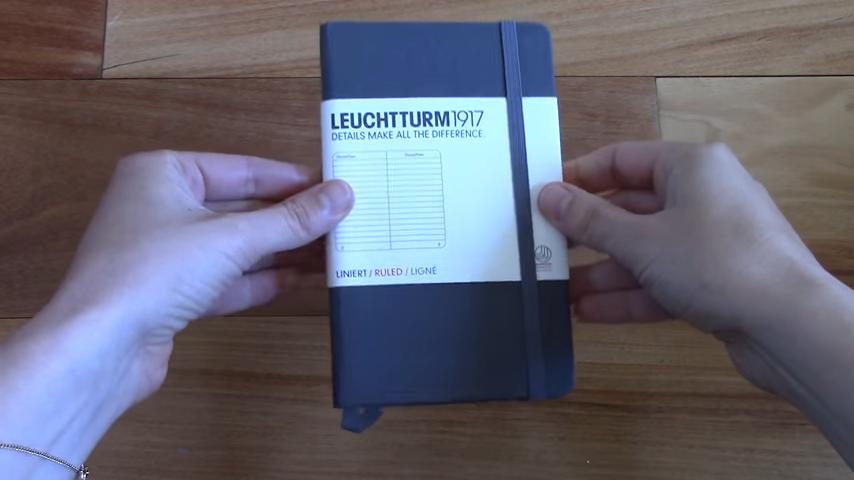 Leuchtturm 1917 Linen Notebook 0 12 screenshot