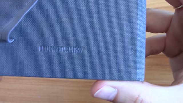 Leuchtturm 1917 Linen Notebook 0 45 screenshot