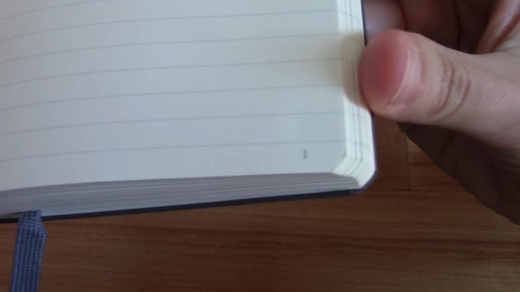 Leuchtturm 1917 Linen Notebook 1 17 screenshot