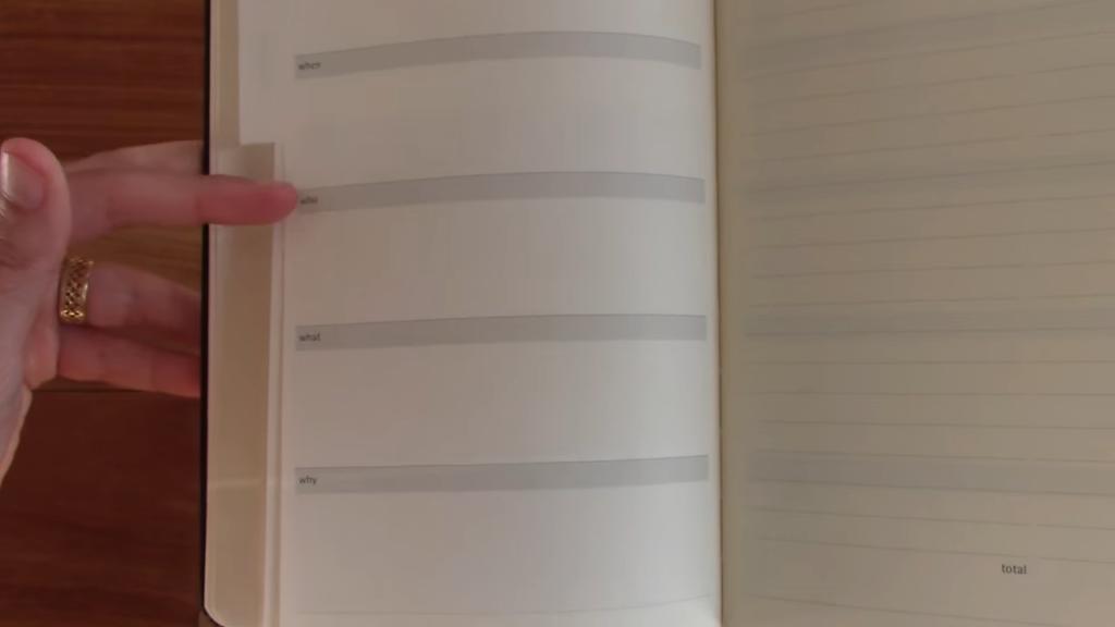 Moleskine Travel Journal 3 18 screenshot
