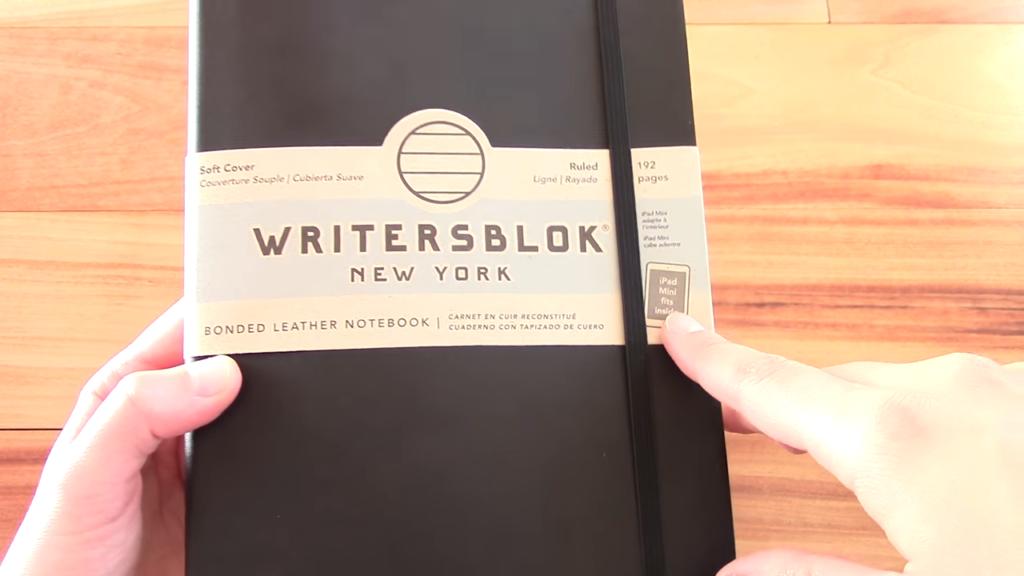 Writersblok Notebook Review 0 53 screenshot 1