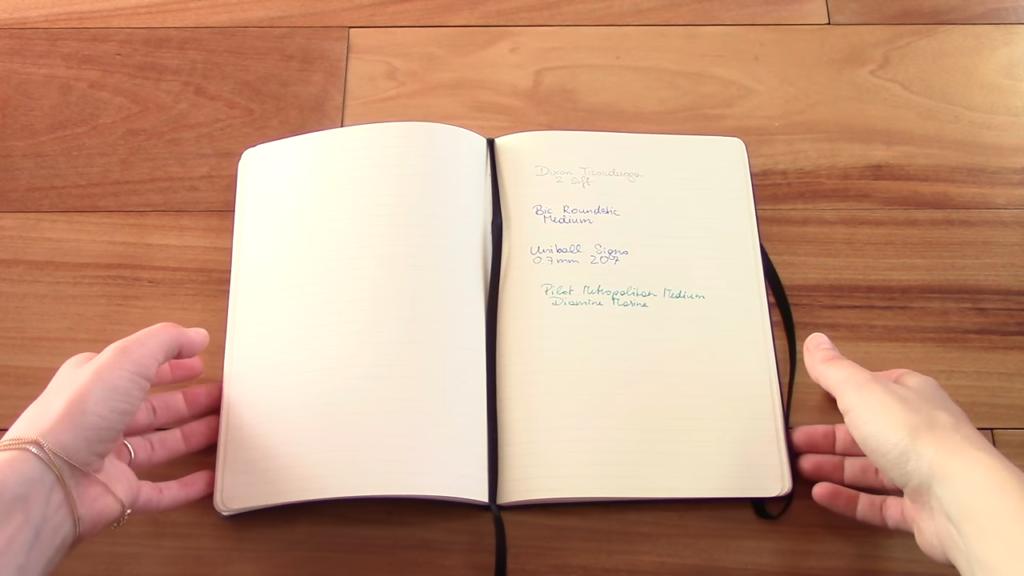 Writersblok Notebook Review 3 51 screenshot