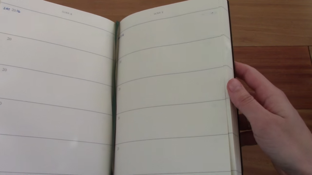 Leuchtturm 1917 Some Lines A Day The 5 Year Memory Book 3 9 screenshot