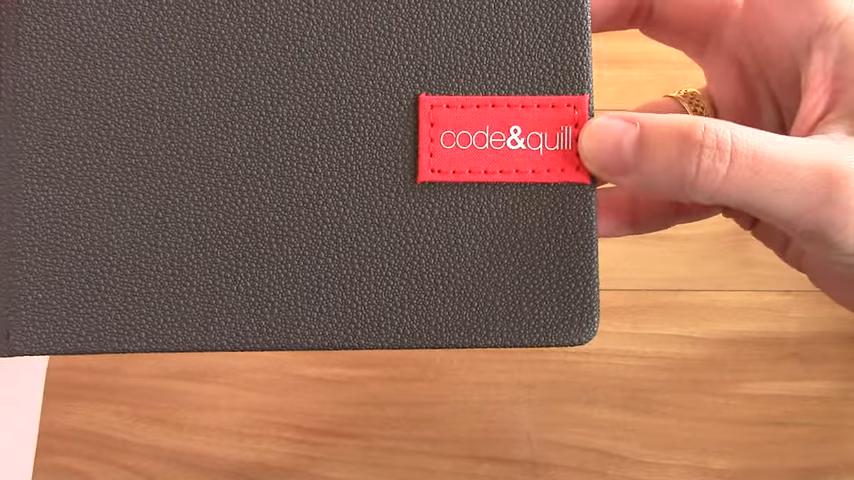 Code Quill Origin Notebook Review 0 35 screenshot