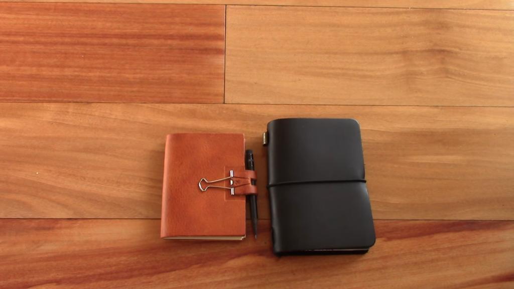X17 Mindpapers vs Travelers Notebook Comparison 0 1 screenshot
