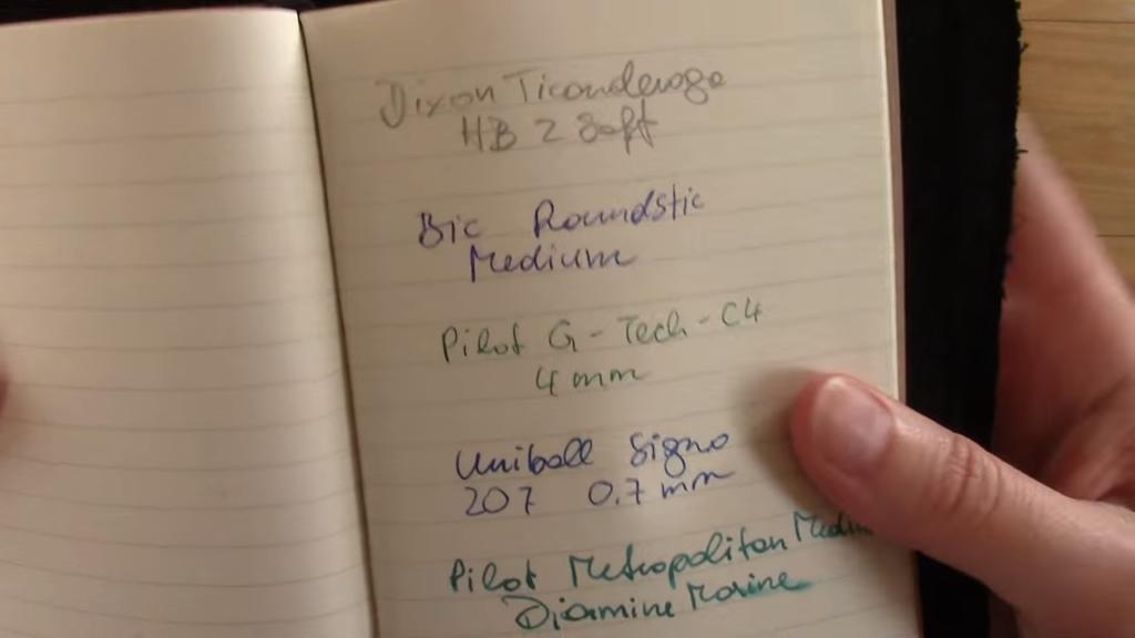 X17 Mindpapers vs Travelers Notebook Comparison 0 49 screenshot