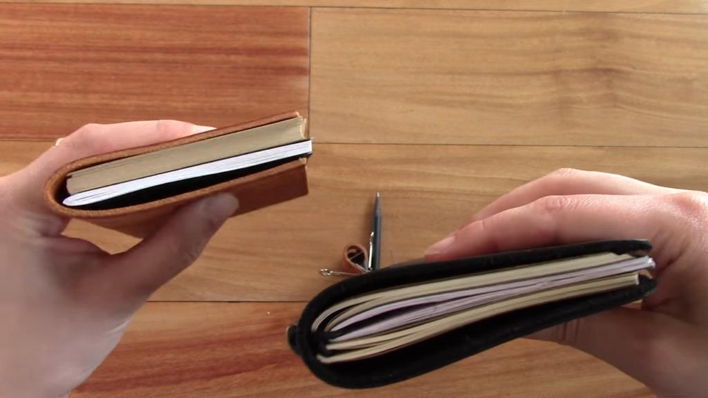 X17 Mindpapers vs Travelers Notebook Comparison 6 59 screenshot