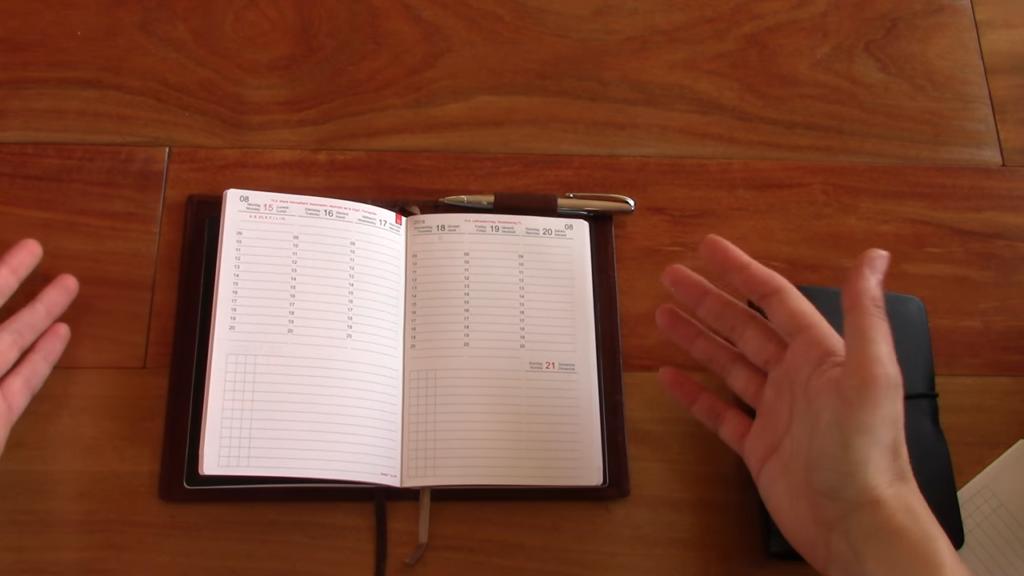 X47 Timer vs Travelers Notebook Comparison 7 15 screenshot