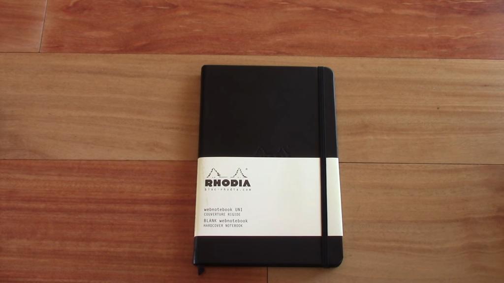 Rhodia Webnotebook Review 0 1 screenshot