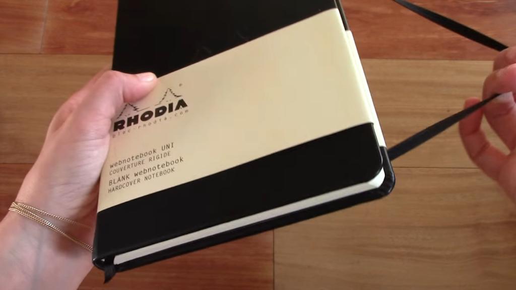 Rhodia Webnotebook Review 0 20 screenshot