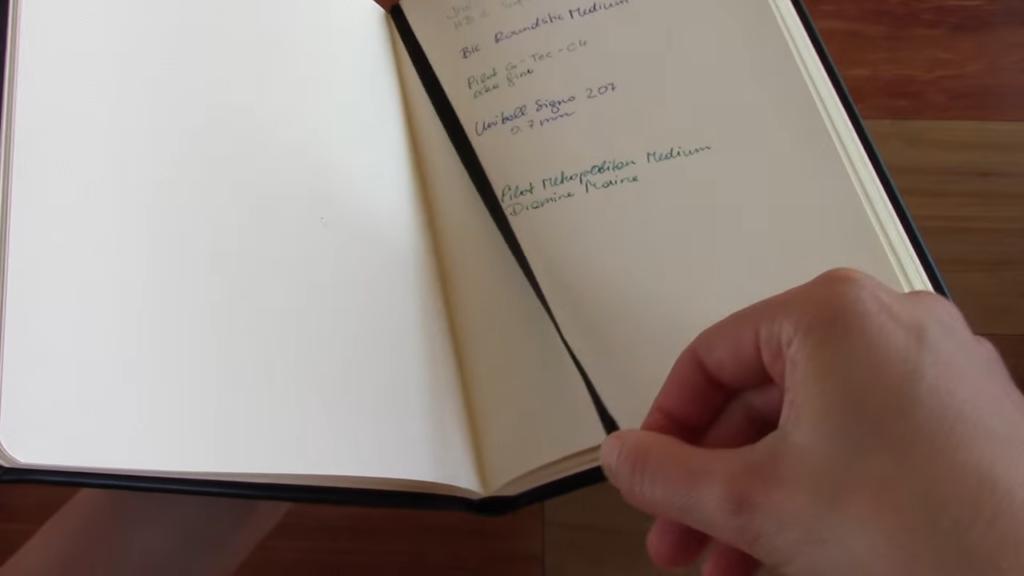Rhodia Webnotebook Review 1 41 screenshot 2