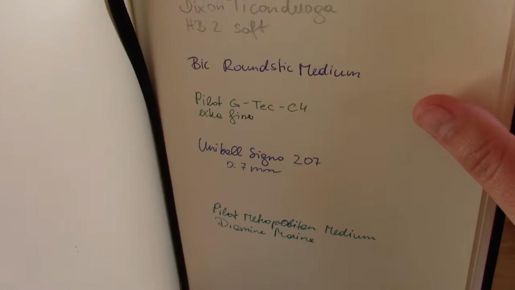 Rhodia Webnotebook Review 2 20 screenshot 1