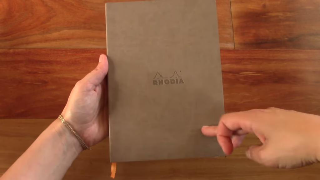 Rhodia Rhodiarama Notebook Review 0 47 screenshot