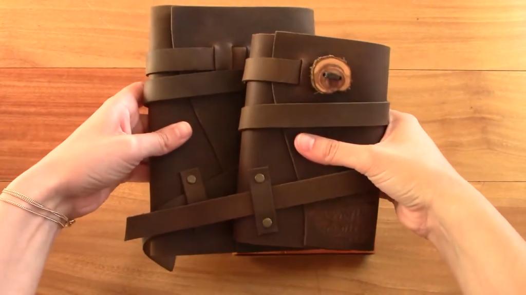 Portland Leather Goods Notebook Review 0 12 screenshot