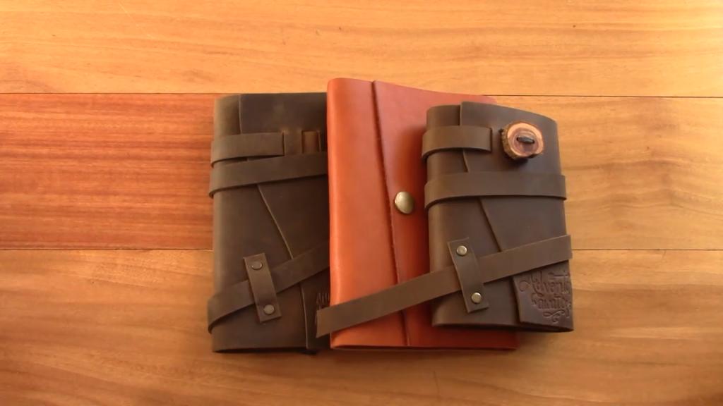 Portland Leather Goods Notebook Review 0 3 screenshot