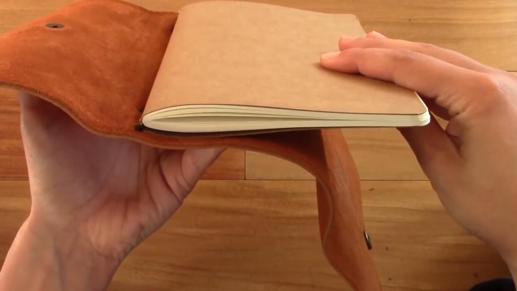 Portland Leather Goods Notebook Review 10 40 screenshot