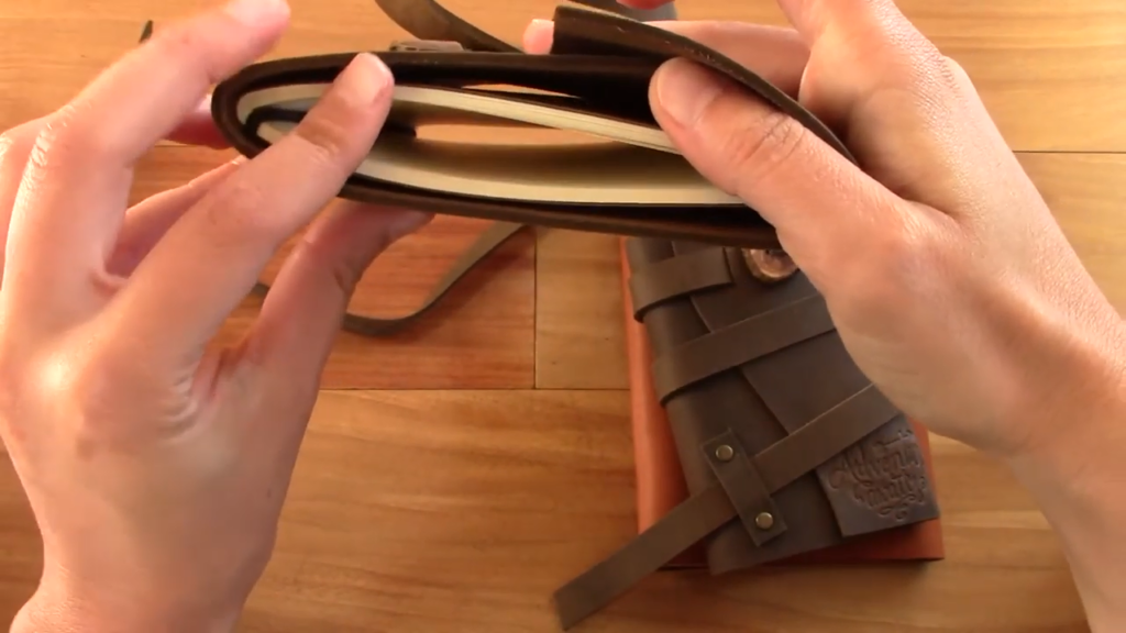 Portland Leather Goods Notebook Review 2 28 screenshot