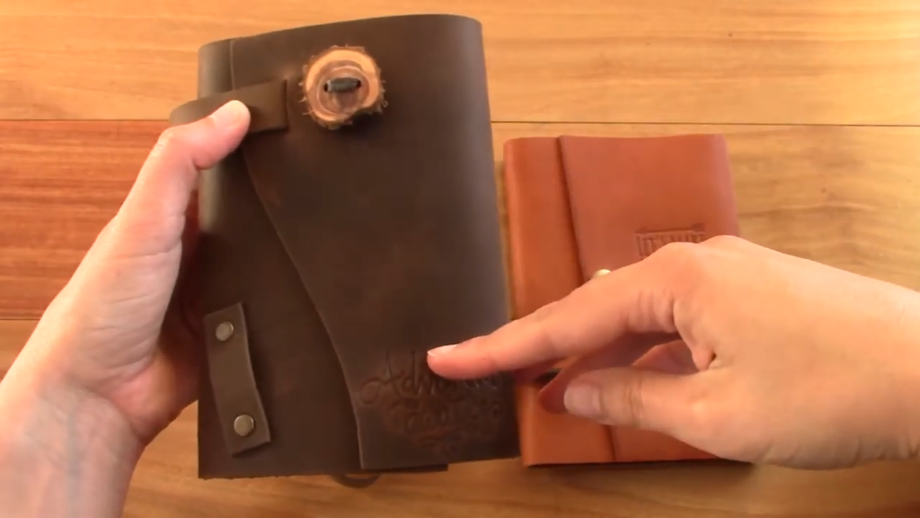 Portland Leather Goods Notebook Review 5 46 screenshot
