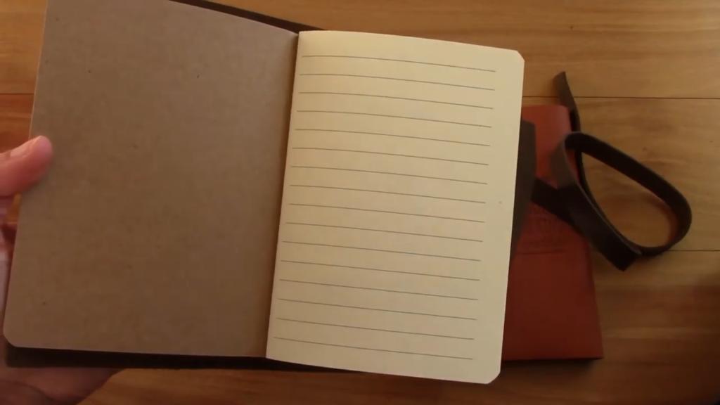 Portland Leather Goods Notebook Review 6 13 screenshot