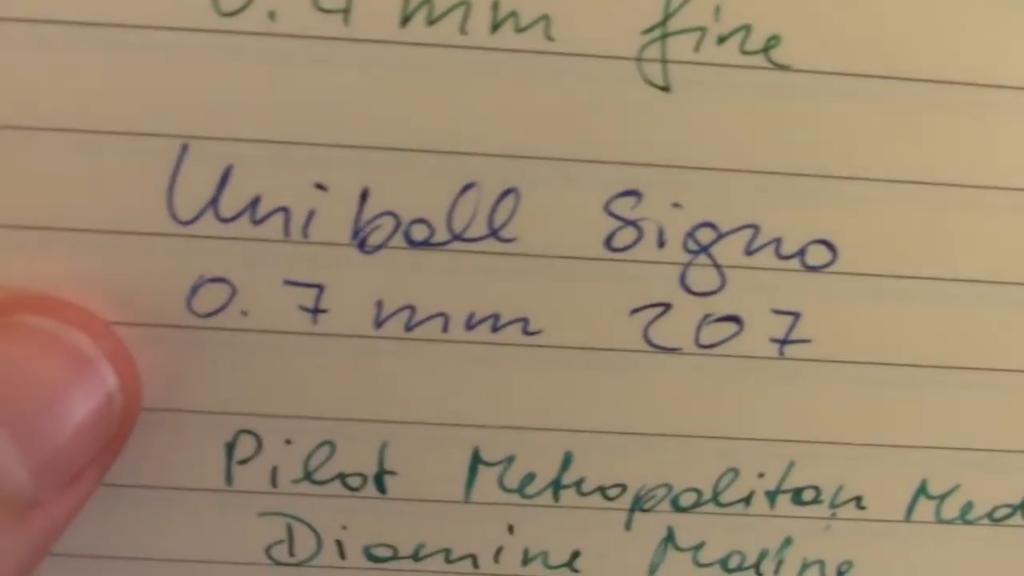 Rossi 1931 Notebook Review Pt 1 4 4 screenshot
