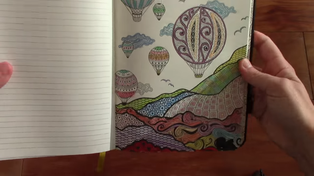 Coloring Notebook Review 3 18 screenshot