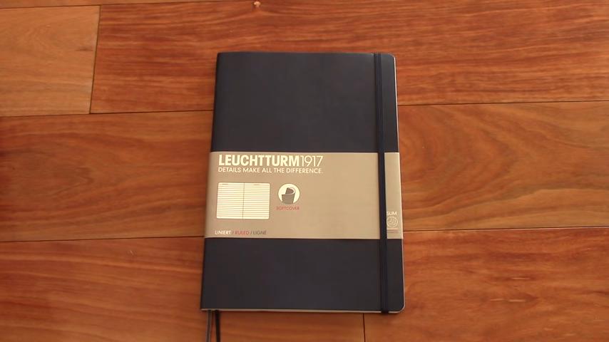 Leuchtturm 1917 Softcover Notebook Review 0 3 screenshot