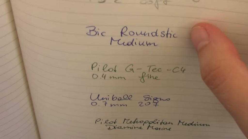 Leuchtturm 1917 Softcover Notebook Review 4 11 screenshot