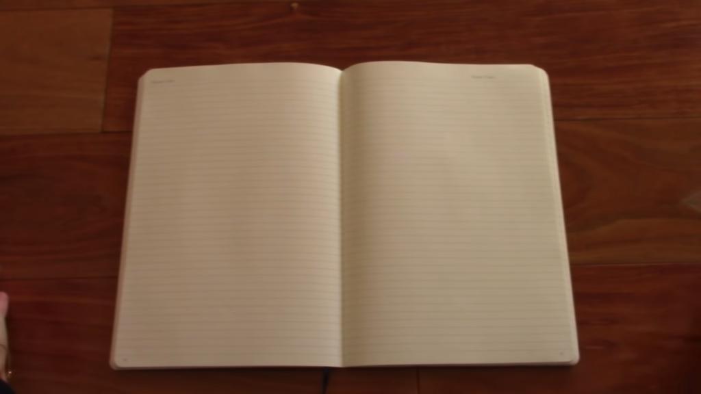 Leuchtturm 1917 Softcover Notebook Review 6 16 screenshot