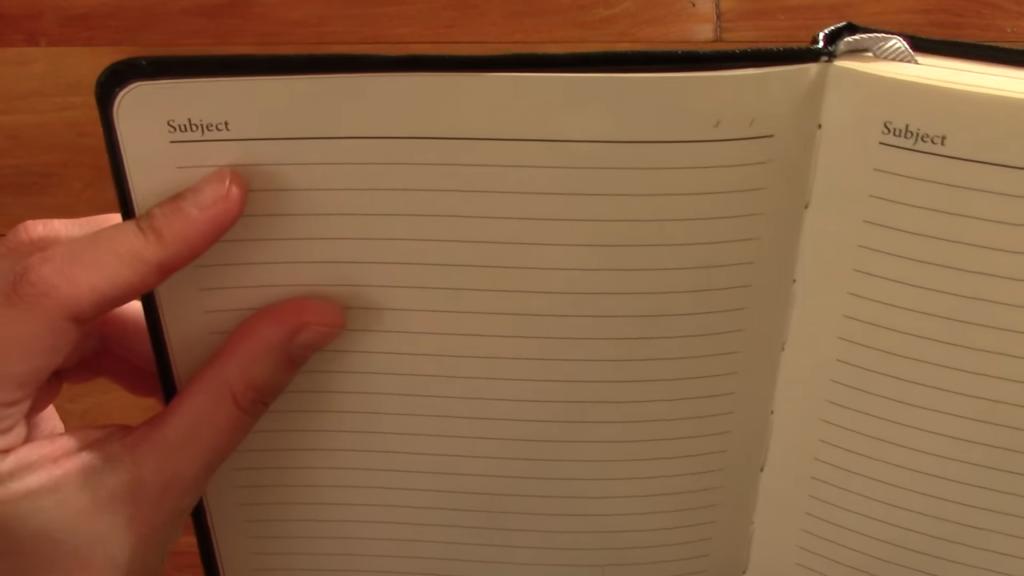 Mi Goals Notebook Review 8 14 screenshot