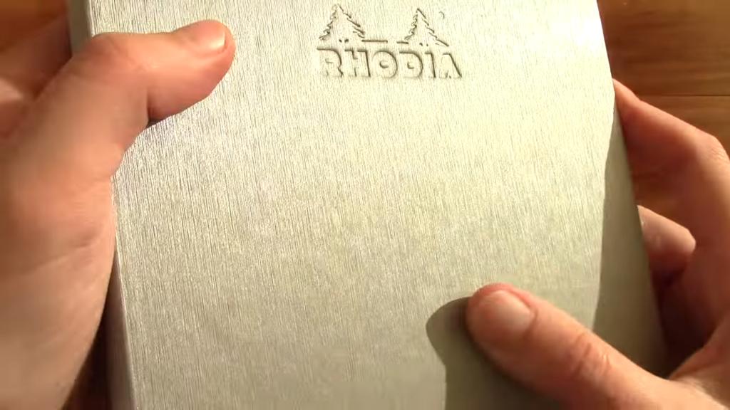 Rhodia Dotgrid Notebooks 0 52 screenshot