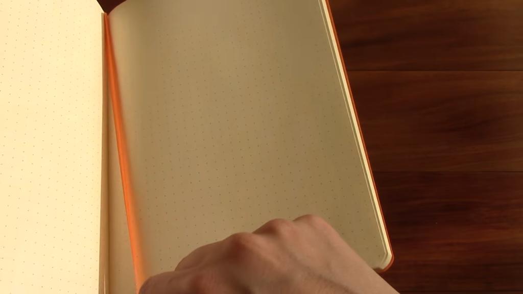 Rhodia Dotgrid Notebooks 6 23 screenshot