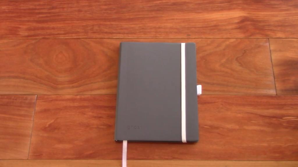 Ghost Paper Notebook Review 0 5 screenshot