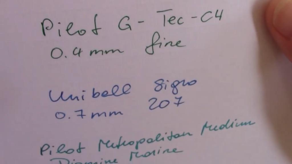 Ghost Paper Notebook Review 3 16 screenshot