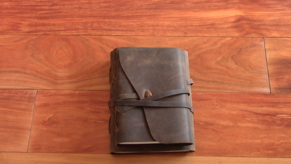 Moonster Leather Journal Review 0 1 screenshot