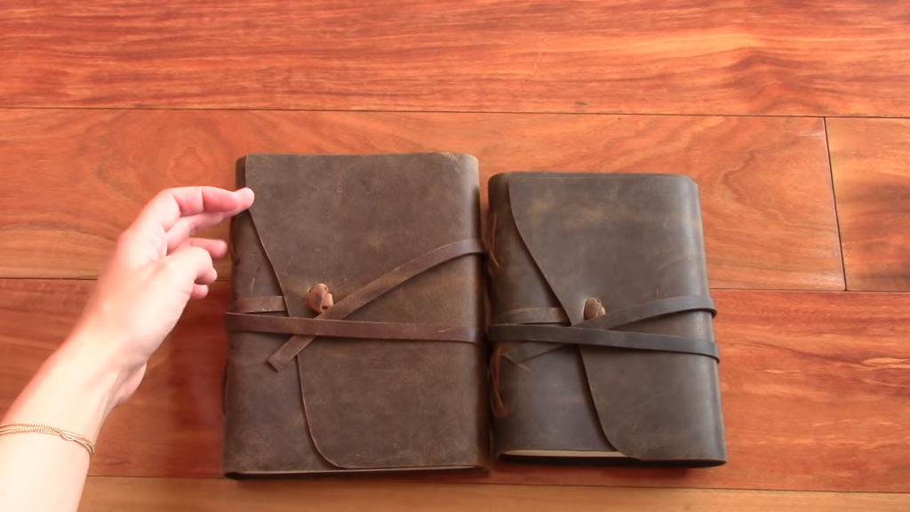 Moonster Leather Journal Review 0 26 screenshot