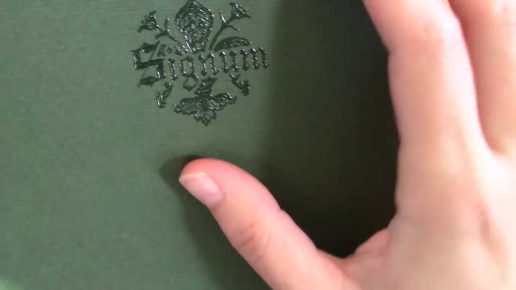 Epica Leather Notebook Review NEW DISCOUNT CODE IN DESCRIPTION 4 5 screenshot