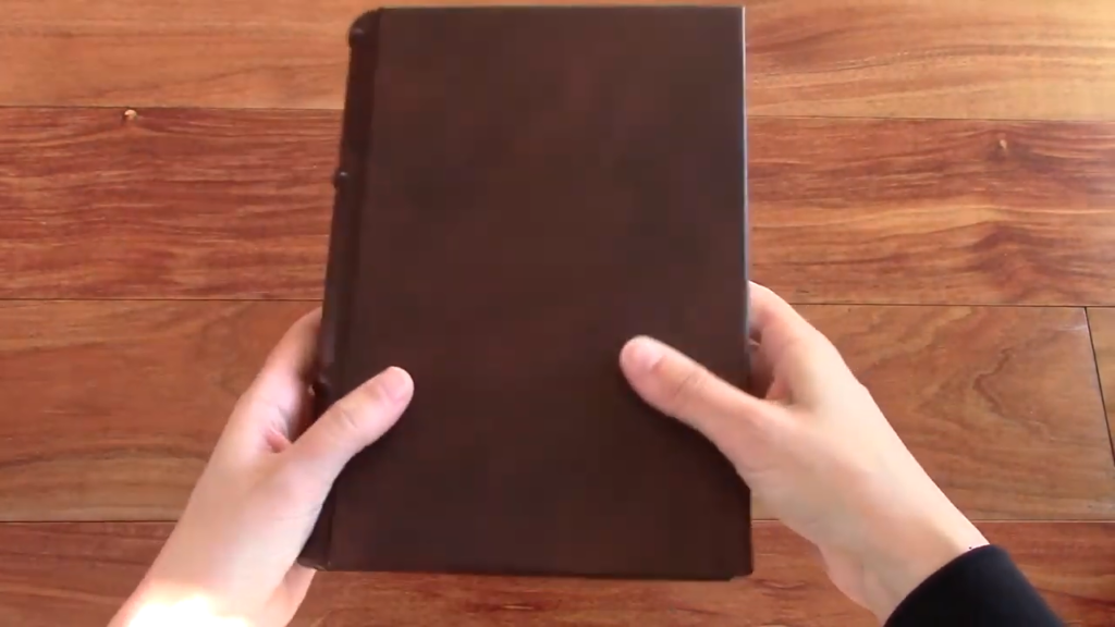 Epica Leather Notebook Review NEW DISCOUNT CODE IN DESCRIPTION 8 8 screenshot